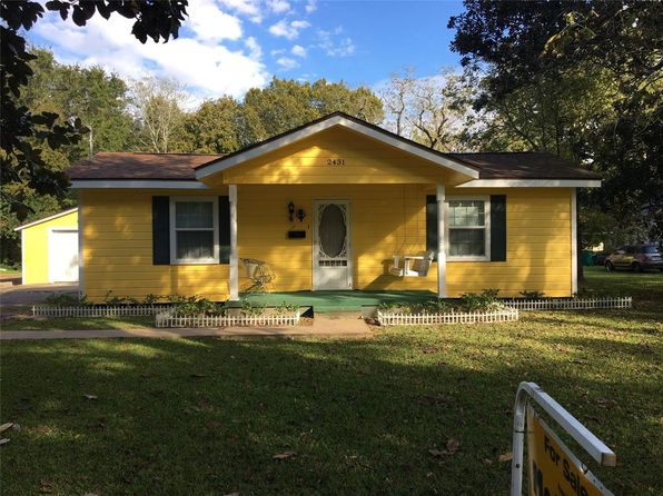 2 bed 1 bath Single Family at 2431 Washington St Pearland, TX, 77581 is for sale at 141k - 1 of 7