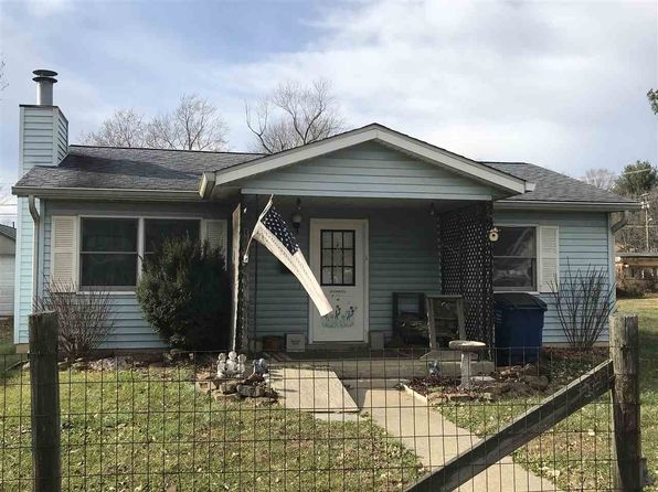 1 bed 1 bath Single Family at 409 R St Bedford, IN, 47421 is for sale at 49k - 1 of 8