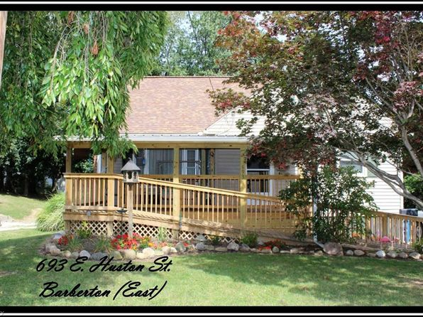 3 bed 2 bath Single Family at 693 E Huston St Barberton, OH, 44203 is for sale at 95k - 1 of 35