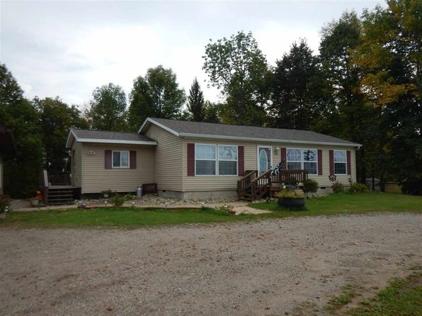 3 bed 2 bath Mobile / Manufactured at 4580 D Rd Bark River, MI, 49807 is for sale at 112k - 1 of 19