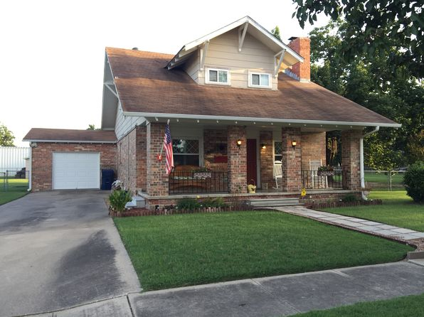 4 bed 2 bath Single Family at 115 E Ozark St Morris, OK, 74445 is for sale at 135k - 1 of 31