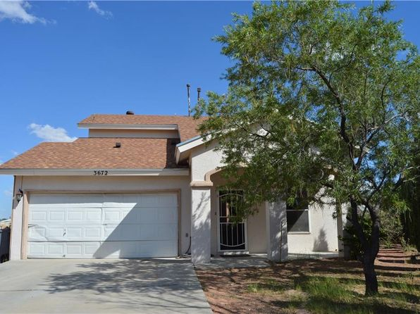 4 bed 2 bath Single Family at 3672 Fiddlewood Cir El Paso, TX, 79936 is for sale at 124k - 1 of 27
