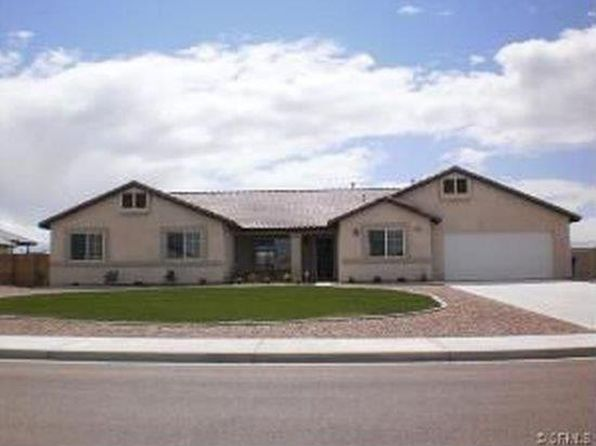 5 bed 3 bath Single Family at Undisclosed Address APPLE VALLEY, CA, 92308 is for sale at 370k - google static map