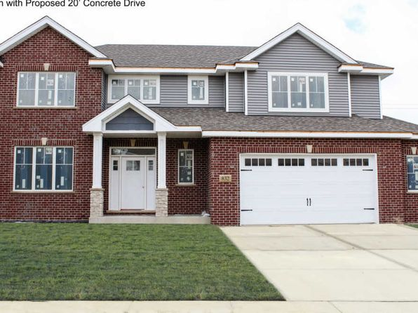 4 bed 2.5 bath Single Family at 832 Ruthenbeck Ln New Lenox, IL, 60451 is for sale at 395k - 1 of 9