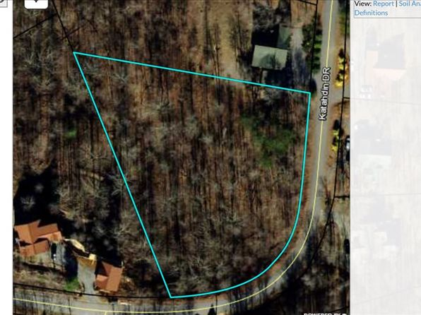 null bed null bath Vacant Land at  Katahdin Dr Mineral Bluff, GA, 30559 is for sale at 83k - google static map