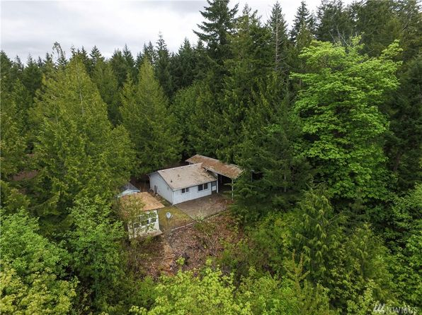 1 bed 1 bath Single Family at 61 N WYNOOCHEE DR HOODSPORT, WA, 98548 is for sale at 100k - 1 of 24