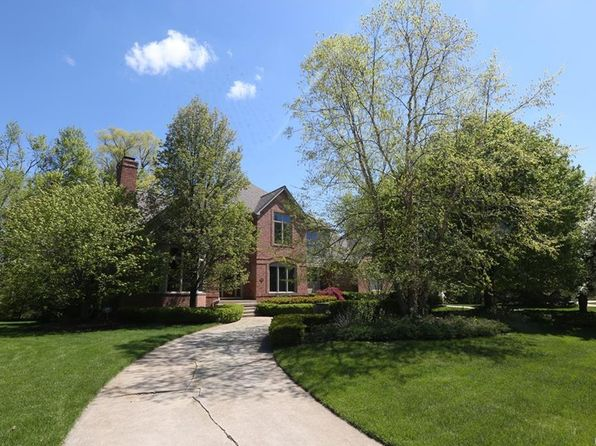 4 bed 4 bath Single Family at 4325 Creekwood Ct Rochester, MI, 48306 is for sale at 580k - google static map