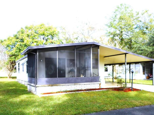 2 bed 2 bath Mobile / Manufactured at 5313 Harrington St Brooksville, FL, 34601 is for sale at 17k - 1 of 20