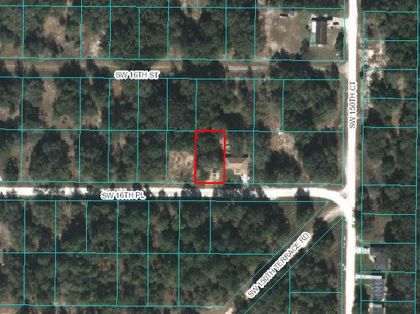 null bed null bath Vacant Land at 15091 SW 16TH PL OCALA, FL, 34481 is for sale at 2k - google static map