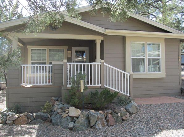 3 bed 2 bath Mobile / Manufactured at 95 Alpine St Prescott, AZ, 86305 is for sale at 95k - 1 of 20