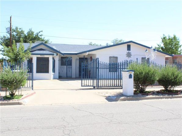 3 bed 2 bath Single Family at 9221 Nottingham Dr El Paso, TX, 79907 is for sale at 111k - 1 of 11