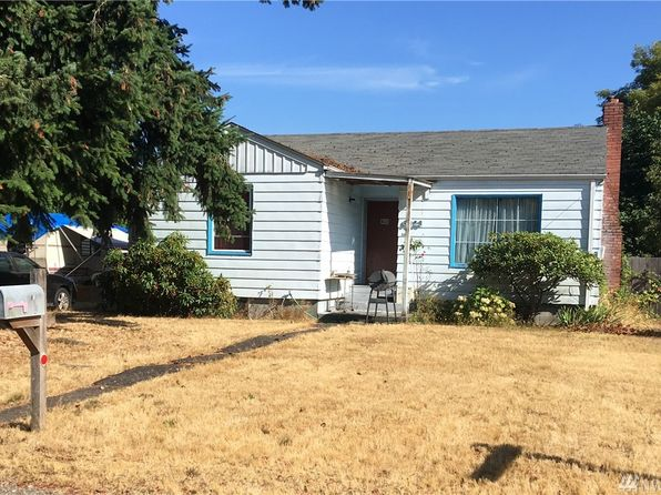 2 bed 1 bath Single Family at 6023 99th St SW Tacoma, WA, 98499 is for sale at 185k - google static map
