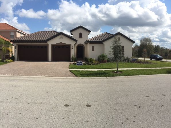 Model homes for sale tampa fl