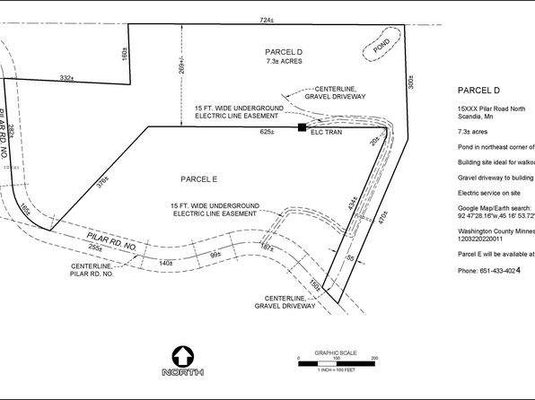null bed null bath Vacant Land at 15XXX Pilar Rd Scandia, MN, 55073 is for sale at 159k - 1 of 4