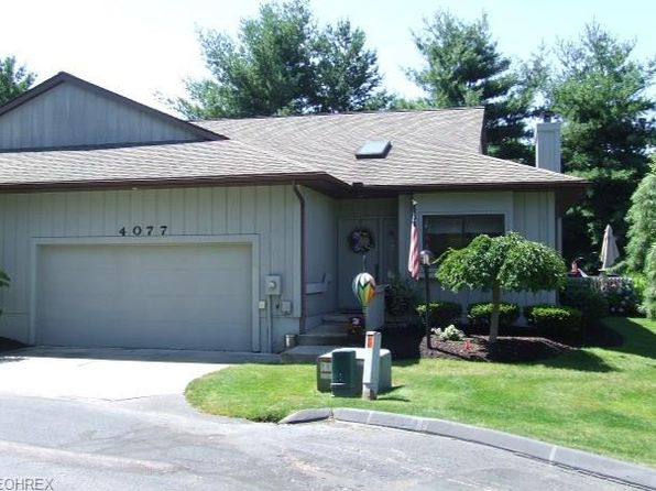 2 bed 2 bath Condo at 4077 Glencairn Grv Stow, OH, 44224 is for sale at 165k - 1 of 32