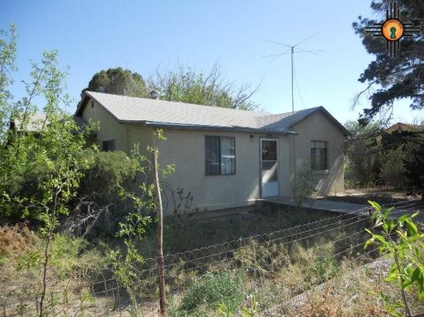 2 bed 1 bath Single Family at 802 Oliv0 Williamsburg, NM, 87942 is for sale at 43k - google static map