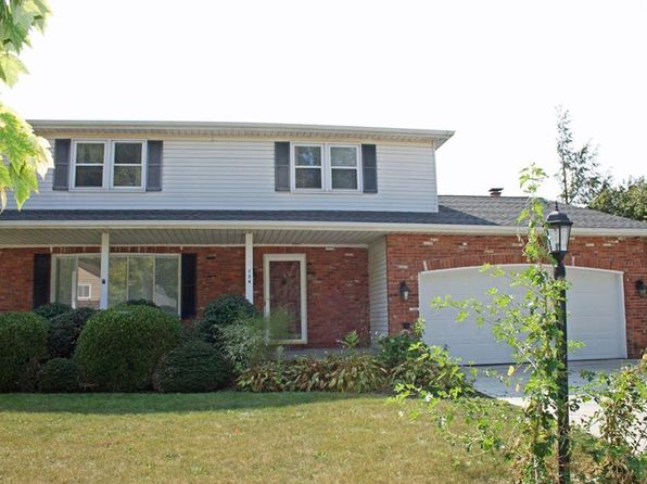 4 bed 3 bath Single Family at 154 Antioch Dr Elyria, OH, 44035 is for sale at 165k - 1 of 14