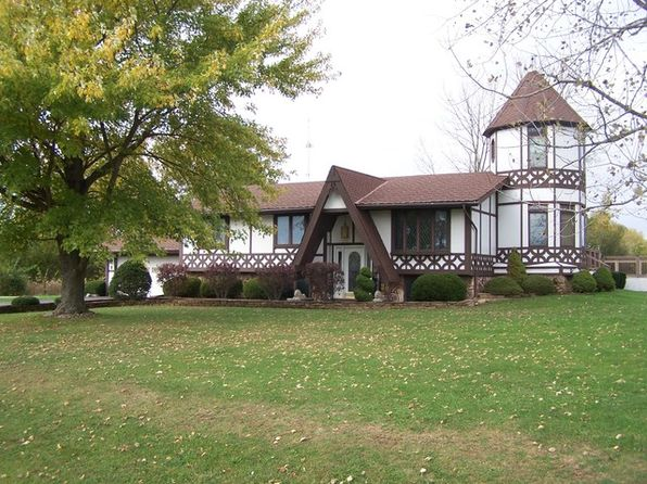 4 bed 3 bath Single Family at 16751 E 2750 North Rd Danville, IL, 61834 is for sale at 180k - 1 of 21