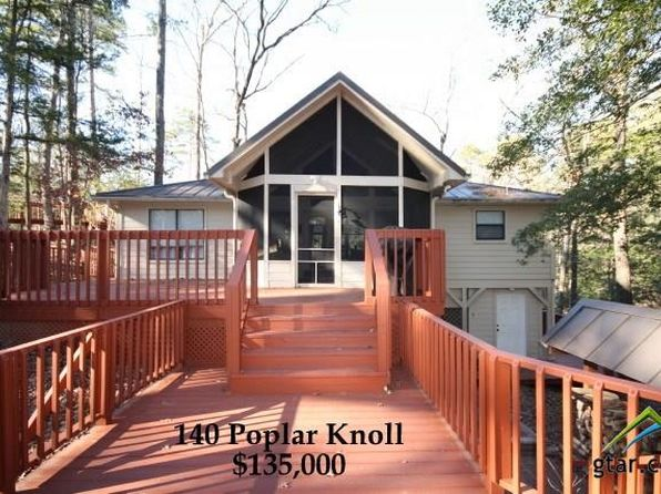3 bed 2 bath Single Family at 140 Poplar Knl Hawkins, TX, 75765 is for sale at 135k - 1 of 27