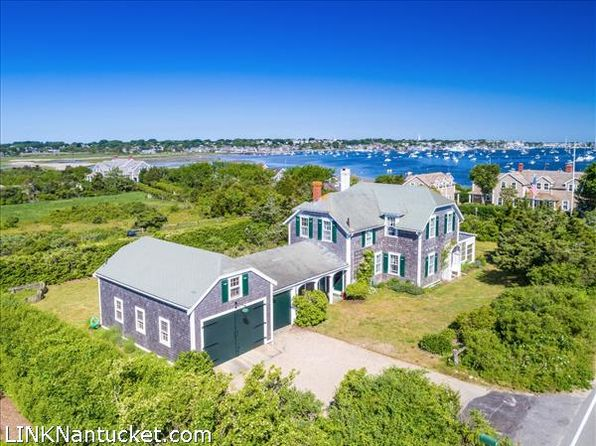 5 bed 3 bath Single Family at 46 Monomoy Rd Nantucket, MA, 02554 is for sale at 3.60m - 1 of 26