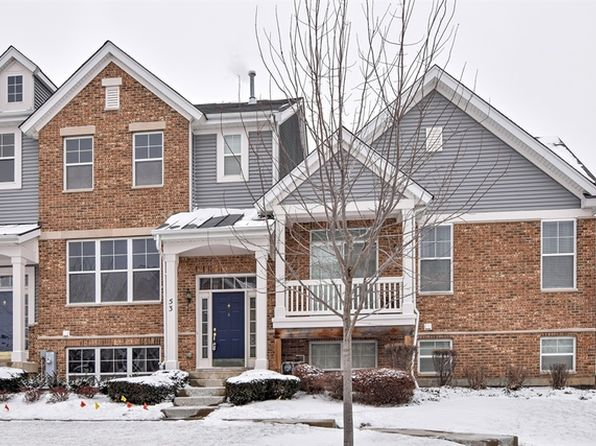 4 bed 4 bath Townhouse at 53 Veneto Ct Streamwood, IL, 60107 is for sale at 250k - 1 of 14
