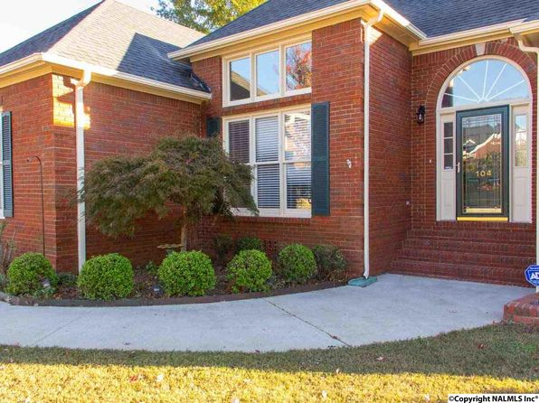 4 bed 3 bath Single Family at 104 Redcliffe Dr NW Huntsville, AL, 35806 is for sale at 250k - 1 of 49