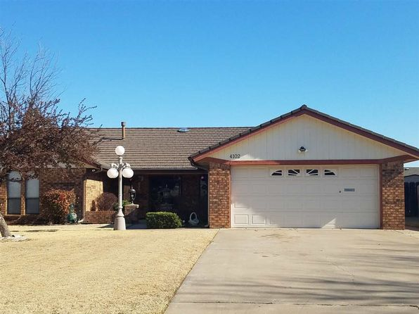 3 bed 2 bath Single Family at 4102 Shiloh Ave Enid, OK, 73703 is for sale at 155k - 1 of 28