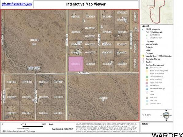 null bed null bath Vacant Land at 000 Zuni Dr Golden Valley, AZ, 86413 is for sale at 11k - google static map