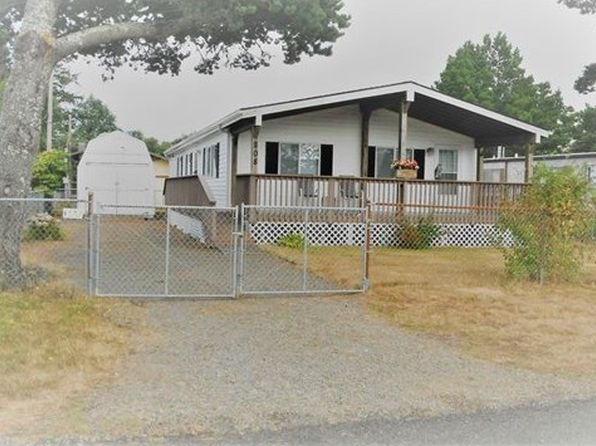 3 bed 2 bath Mobile / Manufactured at 208 12th St NE Long Beach, WA, 98631 is for sale at 140k - google static map