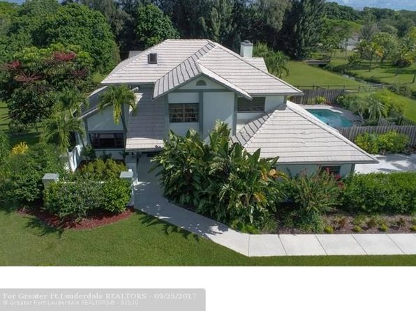 4 bed 3 bath Single Family at 18101 SW 55th St Southwest Ranches, FL, 33331 is for sale at 860k - 1 of 38