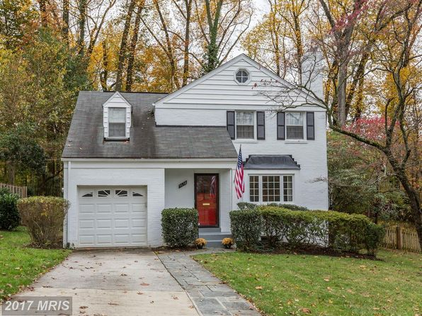 3 bed 2 bath Single Family at 9638 Parkwood Dr Bethesda, MD, 20814 is for sale at 795k - 1 of 24