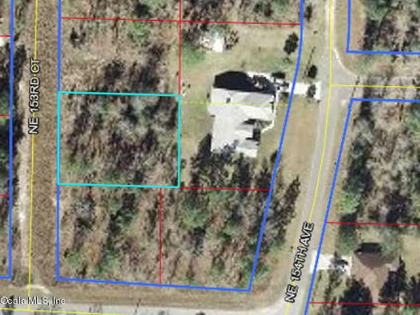null bed null bath Vacant Land at 0 NE 153 Ct Williston, FL, 32696 is for sale at 6k - google static map
