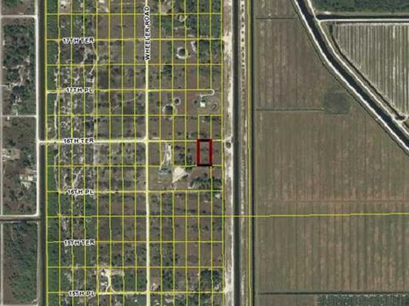null bed null bath Vacant Land at 7537 16TH TER LABELLE, FL, 33935 is for sale at 14k - google static map