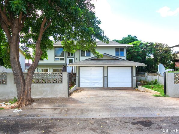 6 bed 3 bath Single Family at 86-905 Hale Ekahi Dr Waianae, HI, 96792 is for sale at 468k - 1 of 82