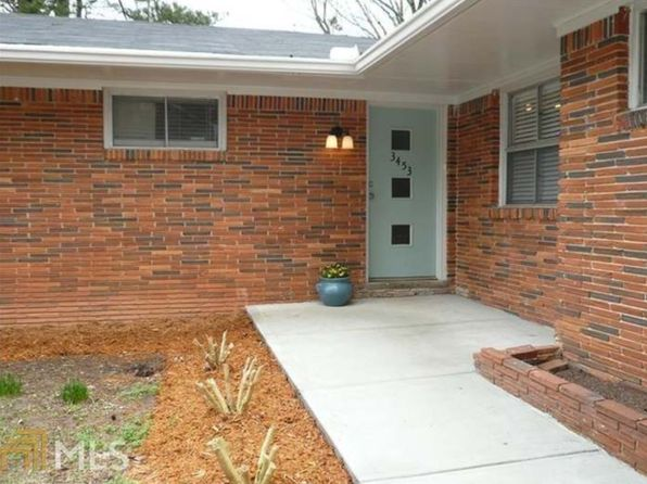 4 bed 2 bath Single Family at 3453 WOODS DR DECATUR, GA, 30032 is for sale at 235k - 1 of 24