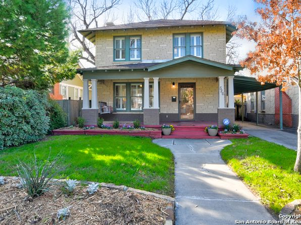 3 bed 2 bath Single Family at 526 W Summit Ave San Antonio, TX, 78212 is for sale at 320k - 1 of 24