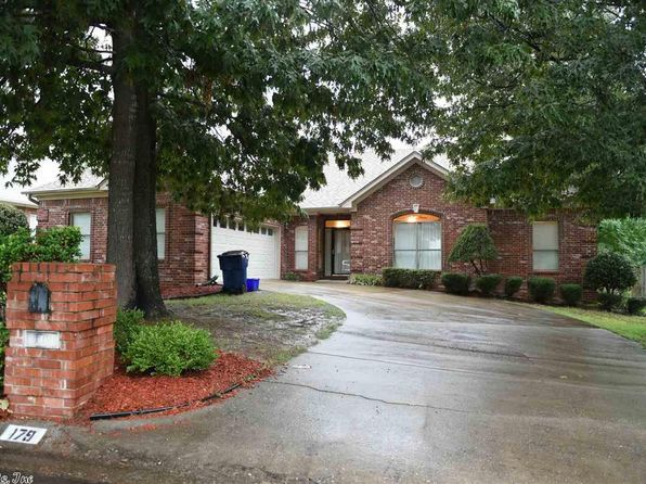 3 bed 2 bath Single Family at 179 Lily Dr Maumelle, AR, 72113 is for sale at 180k - 1 of 18