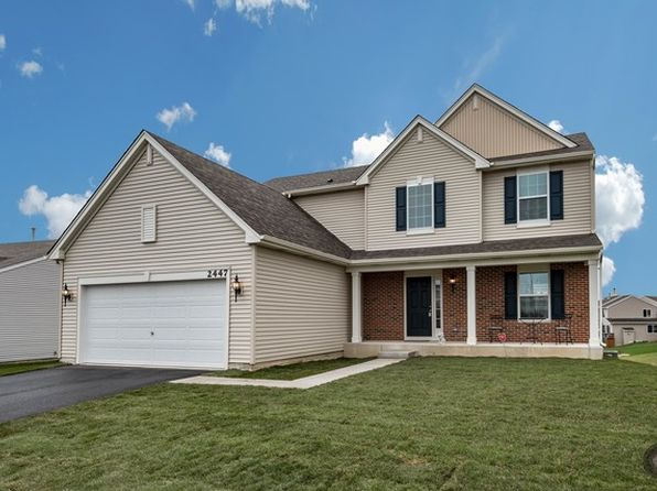 4 bed 3 bath Single Family at 2447 FAIRFAX WAY YORKVILLE, IL, 60560 is for sale at 275k - 1 of 39