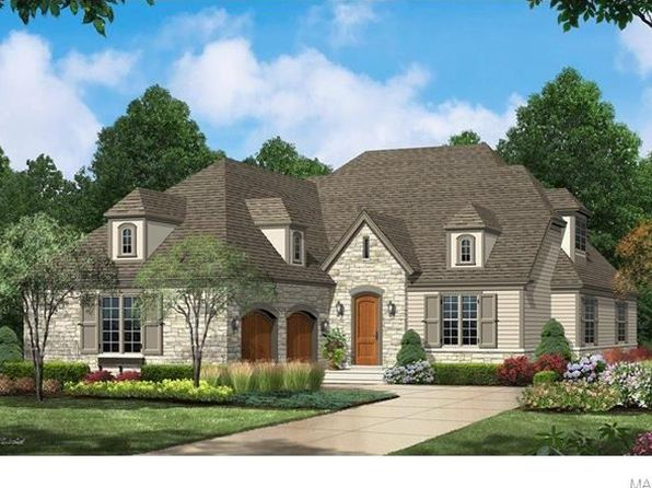 3 bed 4 bath Single Family at 0 The Vienna Ladue, MO, 63124 is for sale at 900k - google static map