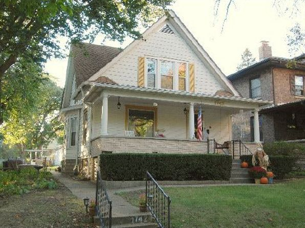 3 bed 2 bath Single Family at 1742 Oxford St Rockford, IL, 61103 is for sale at 115k - 1 of 9