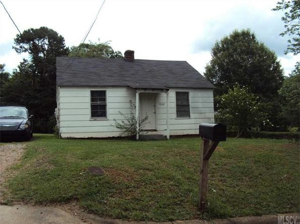 2 bed 1 bath Single Family at 1022 19th St NE Hickory, NC, 28601 is for sale at 35k - google static map