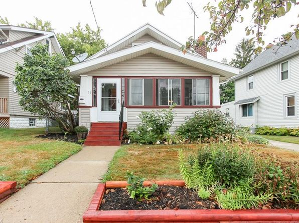 3 bed 2 bath Single Family at 77 Youtz Ave Akron, OH, 44301 is for sale at 75k - 1 of 35