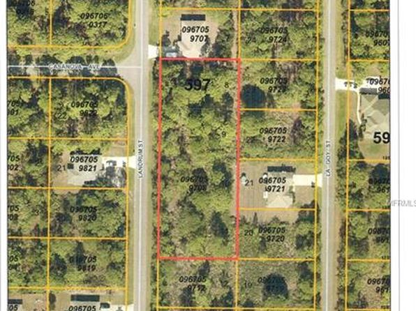 null bed null bath Vacant Land at  Lots 8 9 10 & 11 Landrum St North Port, FL, 34291 is for sale at 32k - 1 of 3