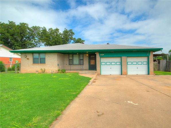 3 bed 2 bath Single Family at 4419 SW 33rd St Oklahoma City, OK, 73119 is for sale at 110k - 1 of 24