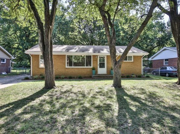 3 bed 1 bath Single Family at 1144 N Lakeview Dr Derby, KS, 67037 is for sale at 95k - 1 of 34