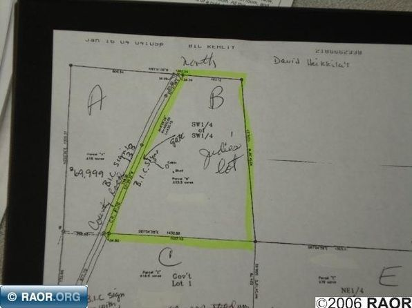 null bed null bath Vacant Land at  Tbd County Road 138 Biwabik, MN, 55708 is for sale at 83k - google static map