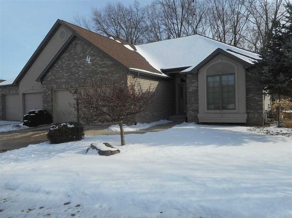 2 bed 2 bath Single Family at 1608 Cobblestone Blvd Elkhart, IN, 46514 is for sale at 225k - 1 of 27