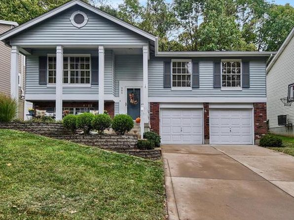 3 bed 3 bath Single Family at 589 Woodlyn Xing Ballwin, MO, 63021 is for sale at 223k - 1 of 17