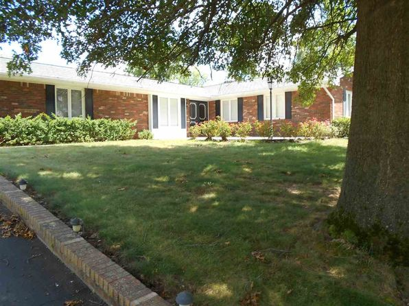 3 bed 3 bath Single Family at 7610 S Sycamore Knolls St Terre Haute, IN, 47802 is for sale at 175k - 1 of 10