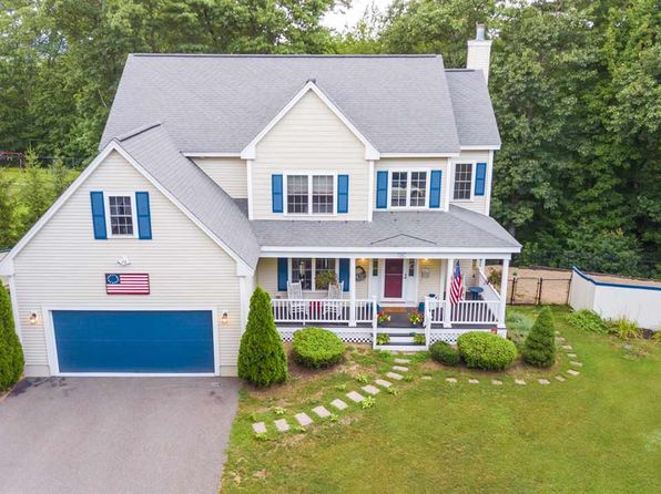 4 bed 3 bath Single Family at 95 Lunenburg Rd Townsend, MA, 01474 is for sale at 400k - 1 of 40